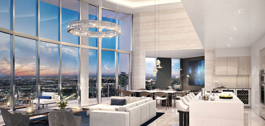 New Developments in Miami 100 Las Olas