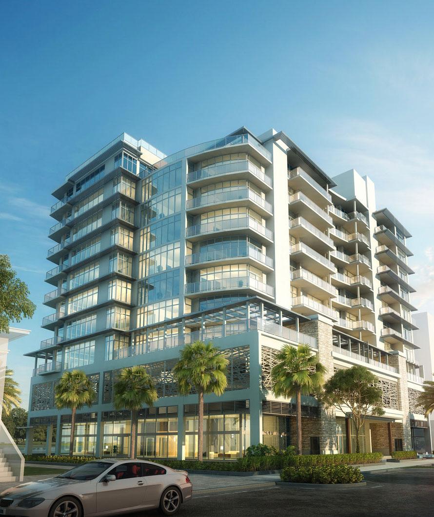 Adagio Building Miami