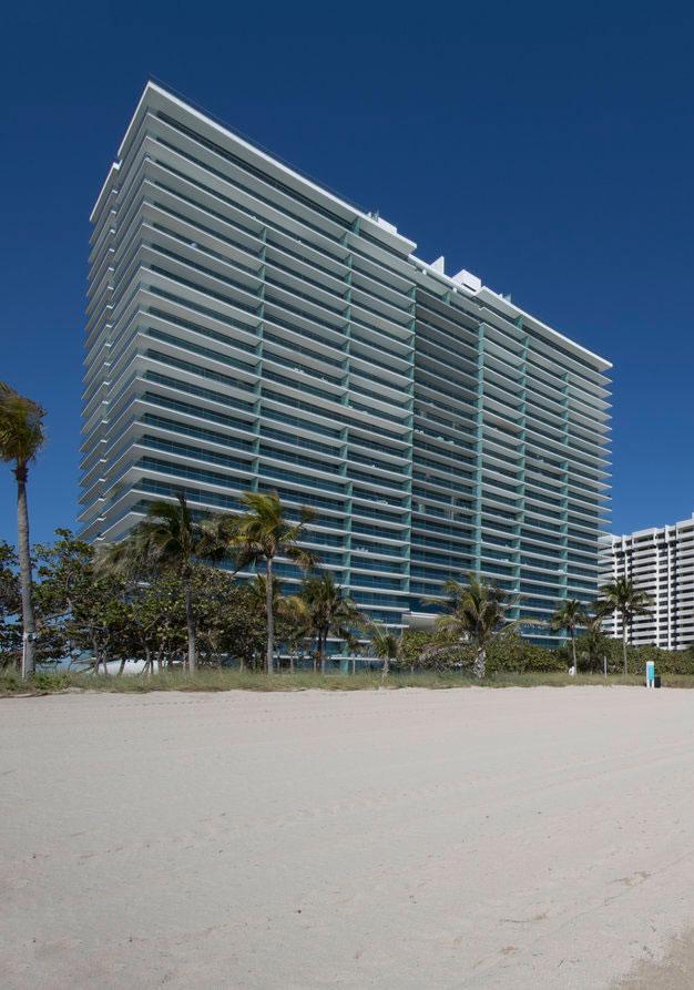 Oceana Bal Harbour Building