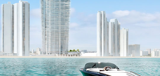 New Developments in Miami Armani