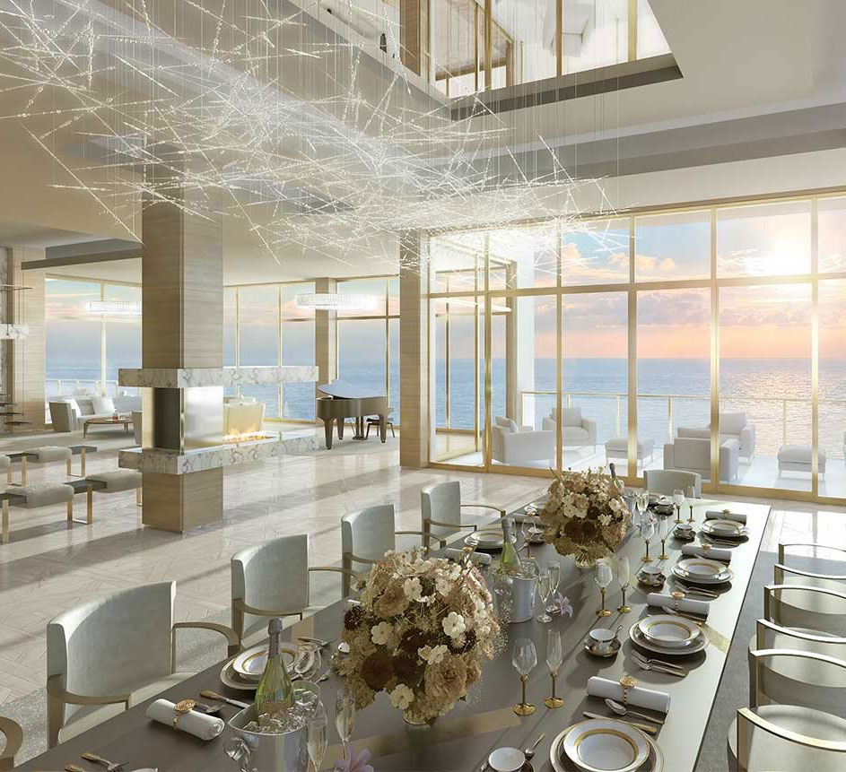 mansions at acqualina residence