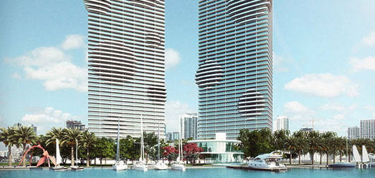 New Developments in Miami Paraiso Bay