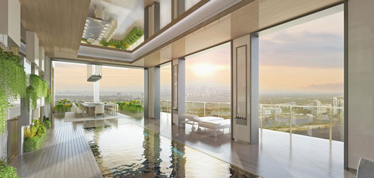 New Developments in Miami The Mansions at Aqualina