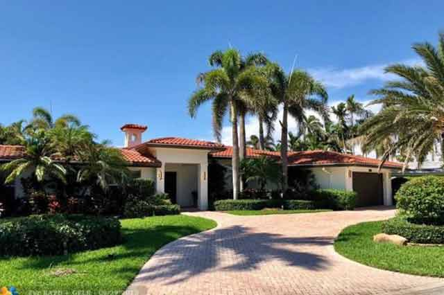 For Sale - 2816 NE 32nd St, Lighthouse Point, FL 33064