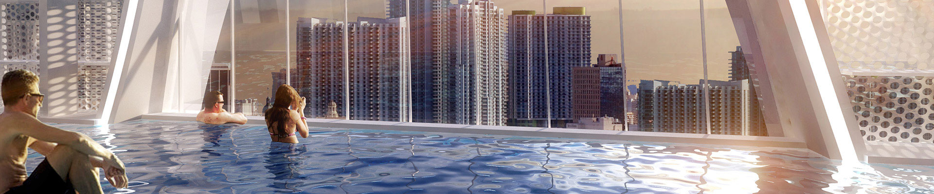 NEW DEVELOPMENTS IN MIAMI OKAN TOWERS MIAMI AMENITIES